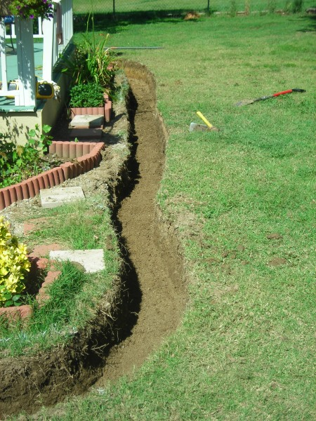 Precise Home Specialties Underground Amp French Drains