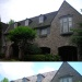 Exterior Paint: Before and After
